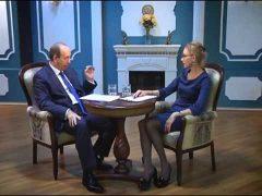 Интервью с губернатором ЕАО Александром Левинталем