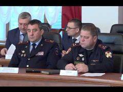 Вопросы обеспечения безопасности населения в праздник обсудили в ЕАО