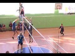 Турнир по волейболу среди мужских команд прошел в Биробиджан
