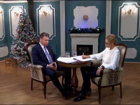 """Итоги уходящего года подвел в """"Интервью"""" на НТК мэр Биробиджана"""