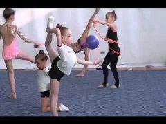 Столицей художественной гимнастики впервые стал Биробиджан