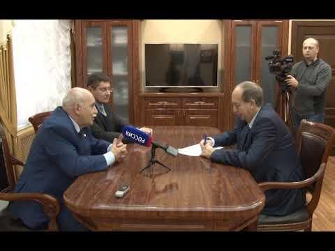 Врио руководителя ИКАРП ДВО РАН представили губернатору ЕАО