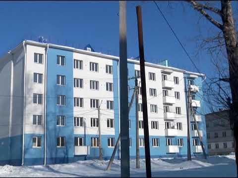 Замерзающих жильцов новостроек на ул.Московской навестил мэр Биробиджана