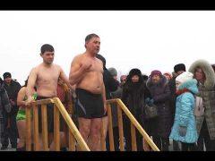 """Настоящие """"крещенские"""" морозы пришли в ЕАО"""