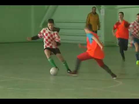 Турнир по мини-футболу среди школьников прошел в Биробиджане