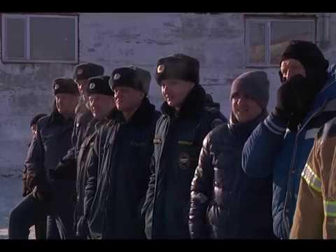 В валенках на лед вышли команды спасателей ЕАО
