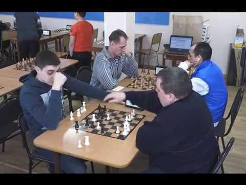 В шахматных баталиях сразились инвалиды Биробиджана
