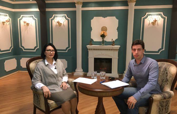 Об особенностях обучения в базовом ВУЗе ЕАО расскажет зрителям телеканала НТК21 Лилия Хильченко