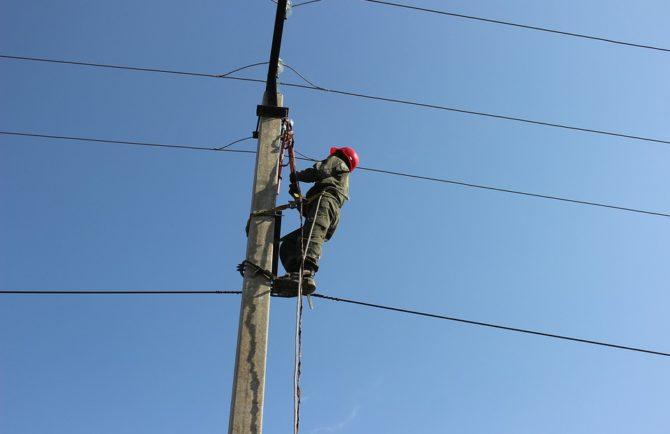 До конца рабочего дня останется без света ряд домов в Биробиджане завтра, 18 июля