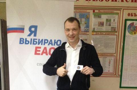 Владимир Леонов вошел в«кадровый резерв» Кремля