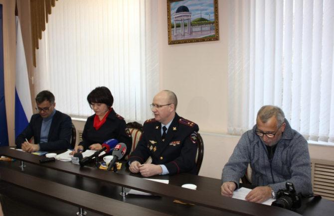 Александр Добровольский: Полиция ЕАО наращивает усилия по обеспечению охраны общественного порядка
