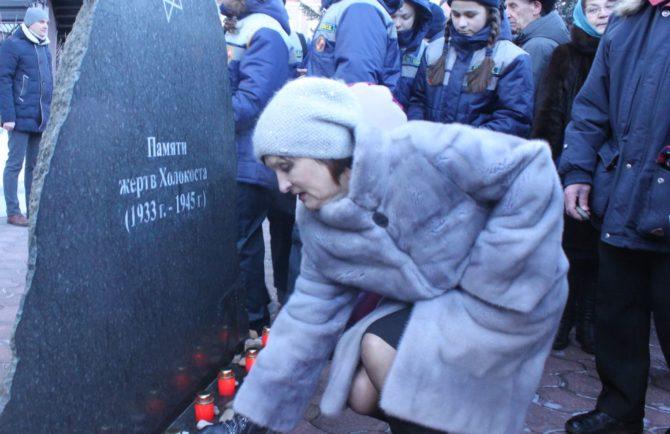 Спикер Заксобрания ЕАО: люди должны слышать правду о Холокосте