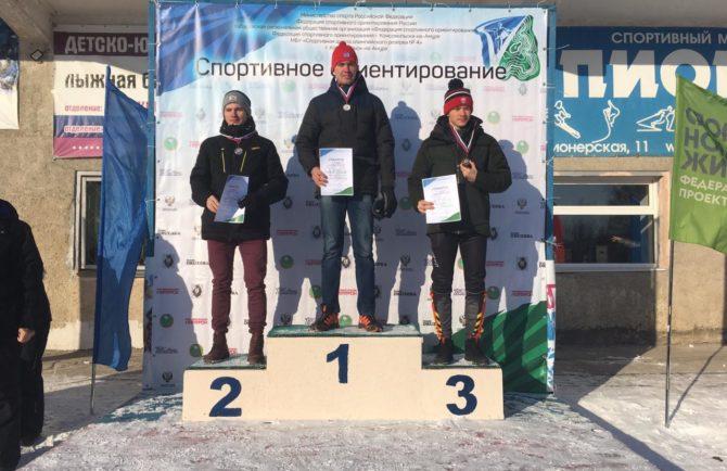 В финал Шестой зимней универсиады среди студентов вышел спортсмен из ЕАО Евгений Осин