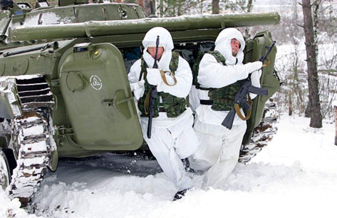 В общевойсковом полевом выходе артиллеристов участвуют военослужащие из ЕАО