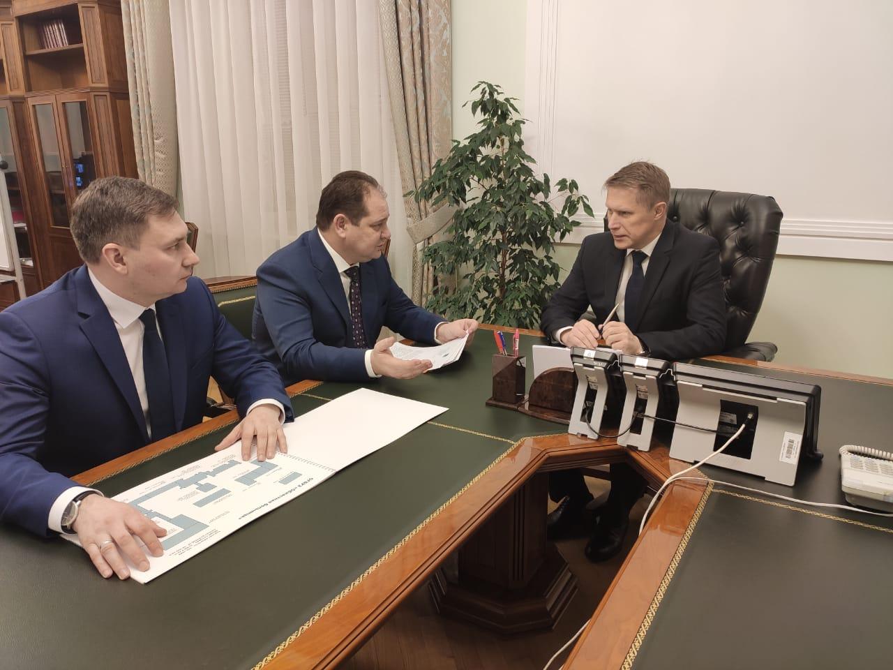 Ростислав Гольдштейн: новый корпус областной больницы будет построен в ЕАО