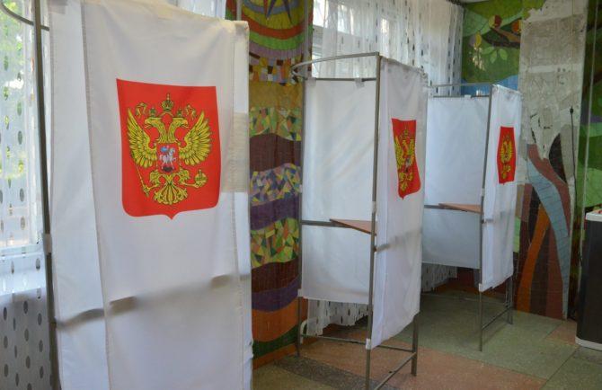 Почти 30% составила явка на выборы в ЕАО