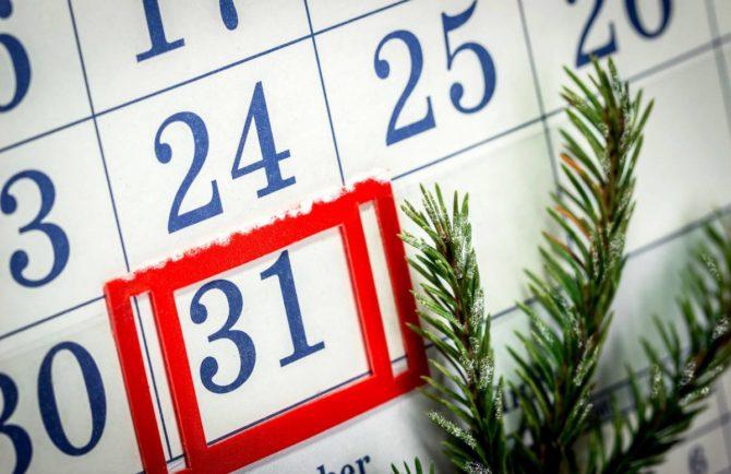 Выходные 1 и 2 января перенесли на май, а в честь женского праздника сформировали каникулы