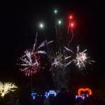 Красочным фейерверком завершилось празднование Дня Победы в Биробиджане (ФОТО\ВИДЕО)