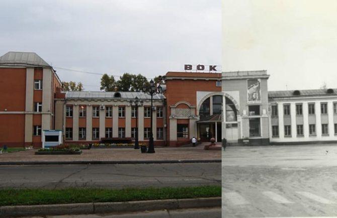 Сто лет встречал и провожал: вокзал Биробиджана отмечает в этом году вековой юбилей