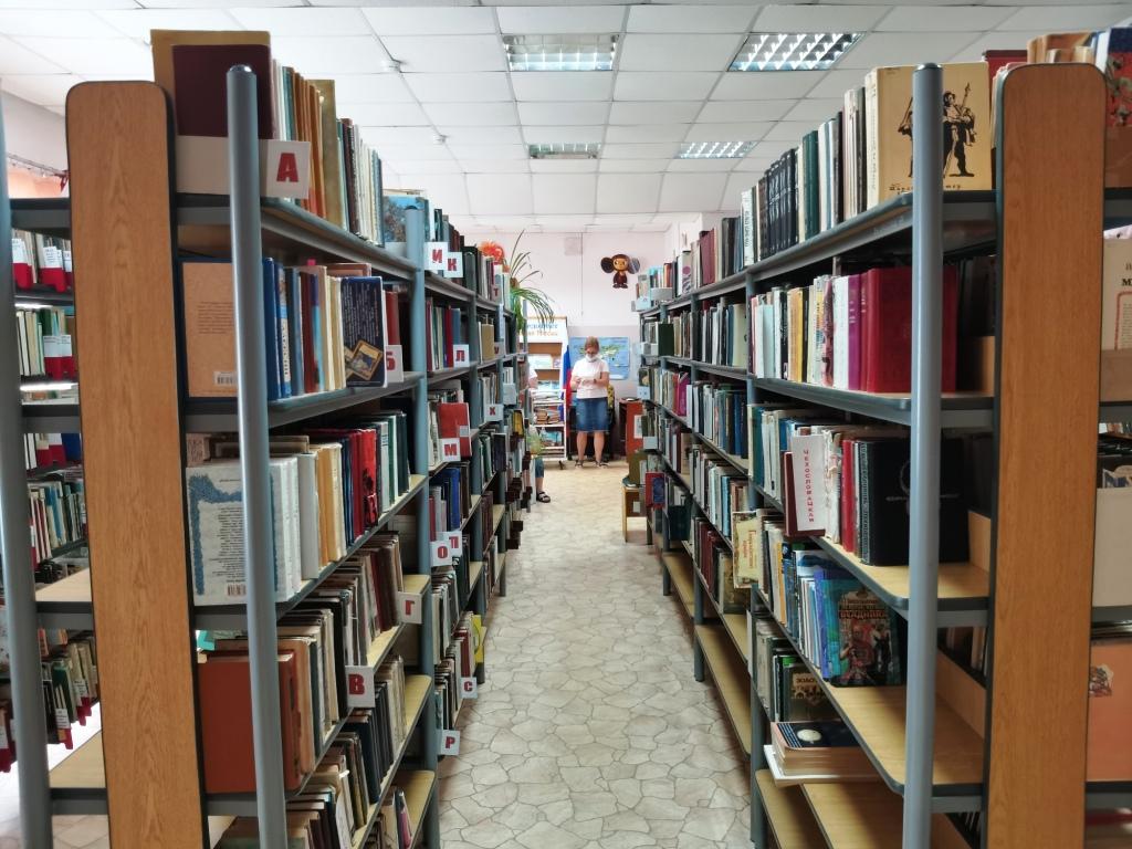 15 млн. рублей получит на модернизацию двух библиотек в 2022 году в ЕАО