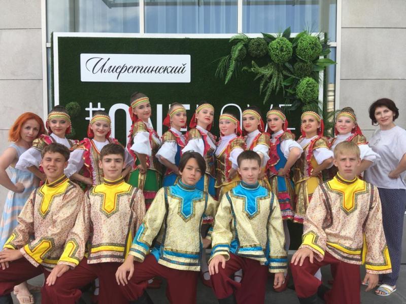 Лауреатом I степени в двух номинациях стала Детская хореографическая школа из ЕАО на фестивале в г. Сочи