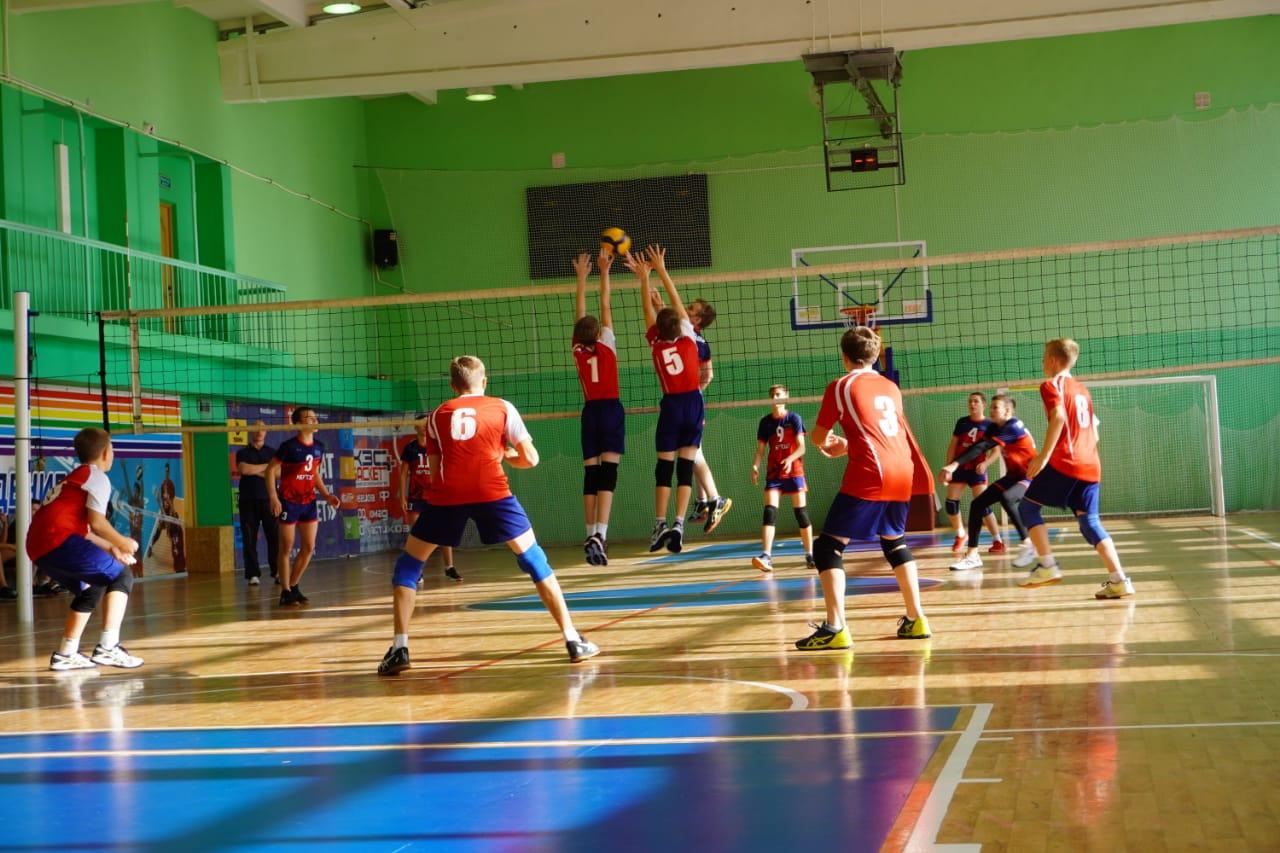 Путёвки на первенство ДФО получили победители областного турнира по волейболу в ЕАО